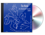 СD «The World in classical music» (2005, Italien)